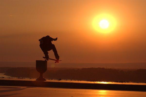 Лучшие скейтбордисты мира