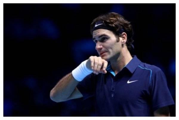Федерер и первый Мастерс 2012 года