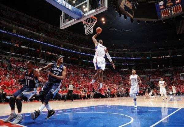 Плей-офф НБА: Мемфис сравнивает счет в серии