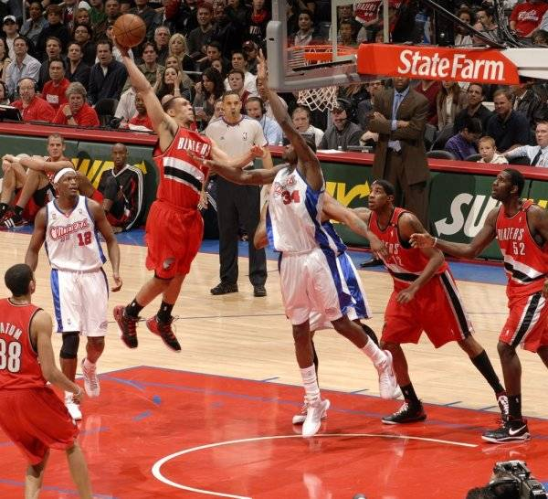 НБА: Рой снова играет в публичных матчах