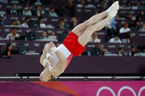 Олимпиада-2012: В опорном прыжке медаль для России и Украины