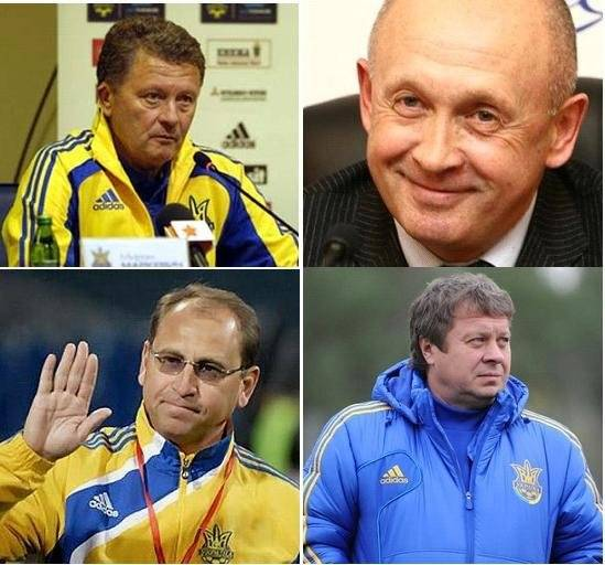 Кто заменит Олега Блохина в национальной сборной