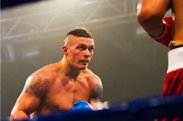 Самое долгожданное событие украинского бокса