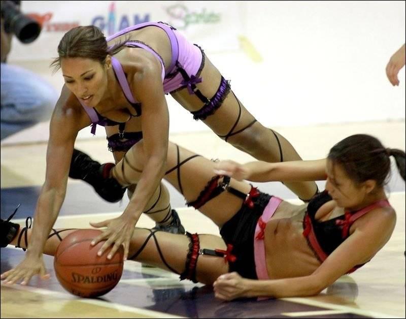 фото девочек спортсменок в нижнем белье