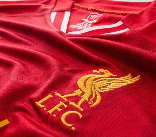 Форма Ливерпуля на сезон 2013-2014