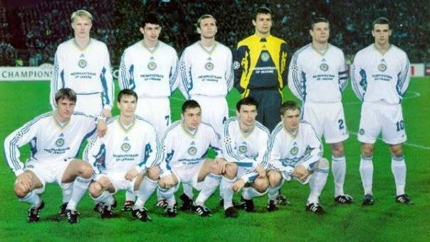 Реал мадрид 1999 год