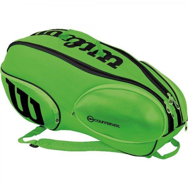 В большой теннис со спортивными товарами Wilson, Asics, Nike от магазина «Світ спорту»!