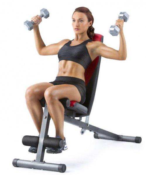 Как выбрать скамейку для силовых тренировок