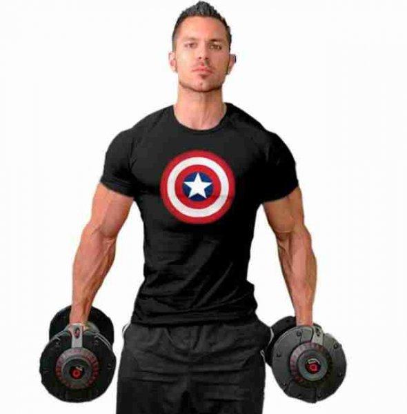 Какую футболку лучше выбирать для занятий в тренажерном зале