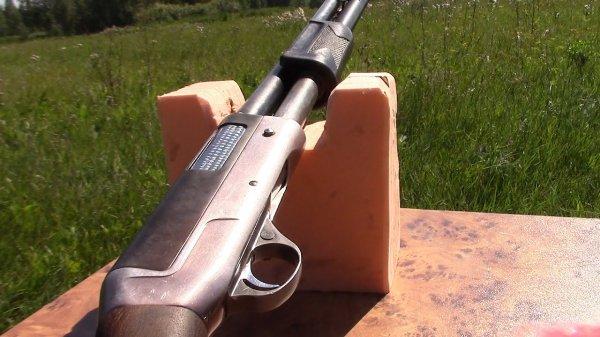 Помповые ружья для охоты